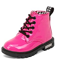 Girls Martens Gibson Oxford Shoe