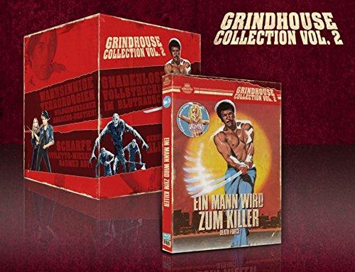 Ein Mann wird zum Killer - Death Force - Grindhouse Collection Vol. 2 [Blu-ray] [Limited Edition]
