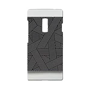 BLUEDIO Designer 3D Printed Back case cover for Oneplus 2 / Oneplus Two - G7206