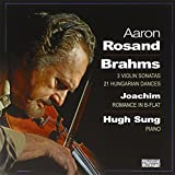 Brahms:  Violin Works