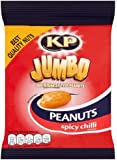 Kp Jumbo Spicy Chilli Peanuts 75 G (Pack of 18)