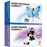 Adobe Photoshop Elements & Premiere Elements 7 [OLD VERSION]by Adobe