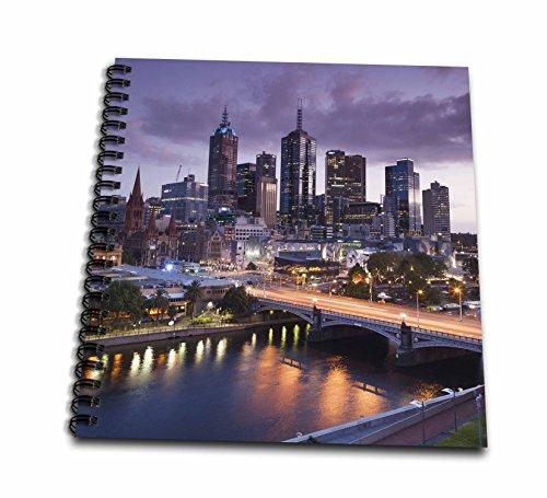 danita-delimont-australia-australia-melbourne-skyline-with-river-and-bridge-memory-book-12-x-12-inch