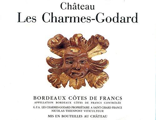 2006 Château Les Charmes-Godard Côtes De Francs Bordeaux White