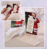 Hallmark Christmas Boxed Cards PGX4473 Santa Newsletter Set