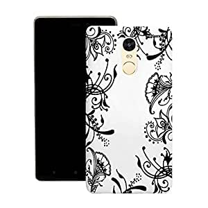 Moto G4 Play Case, Hamee TM Thin Fit Printed Hard Back Case Cover for Motorola Moto G4 Play / Moto G Play 4th Gen Cover (Side Flowers)