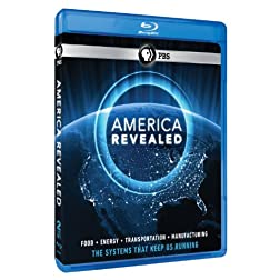 America Revealed [Blu-ray]