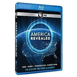 America Revealed [Blu-ray]