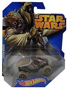 Hot Wheels Star Wars Character Car, Tusken Raider