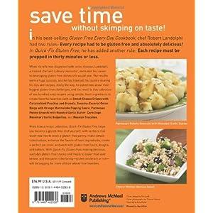 Quick-Fix Gluten Free (Qu Livre en Ligne - Telecharger Ebook