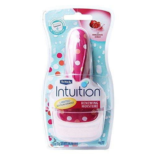 schick-intuition-pomegranate-extract-renewing-moisture-razor-1-extra-cartridge