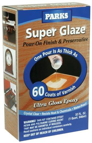 rust-oleum-parks-super-glaze-241352-ultra-glossy-epoxy-finish-and-preservative-kit-clear-32-fl-oz