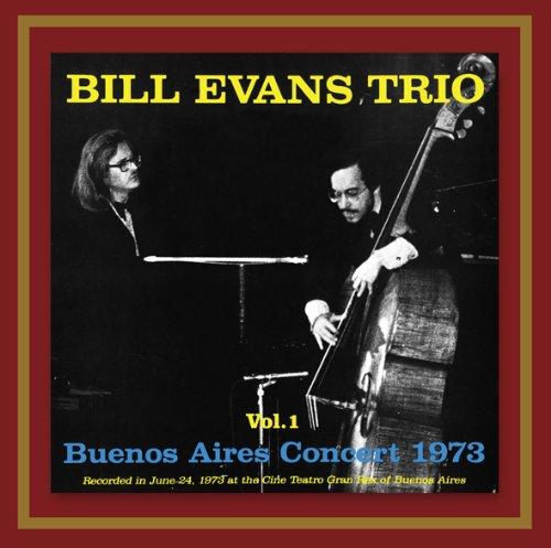Bill Evans Trio In Buenos Aires Vol.1