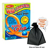 Wall Coaster Super Loop Add-On Trick Pack with Free Storage Bag