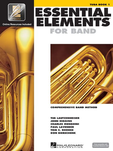 Essential Elements 2000, Book 1 Plus DVD: Tuba (Essential Elements 2000 Comprehensive Band Method)