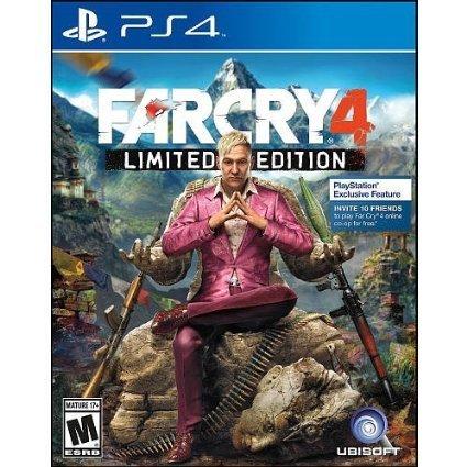 Far Cry 4 Limited Edition - Playstation 4