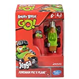Childrens Angry Birds Jenga Go Rowdy Racers Toys Vehicles - Formans Pigs Plane