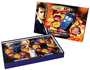Doctor Who Facts and Trivia Game