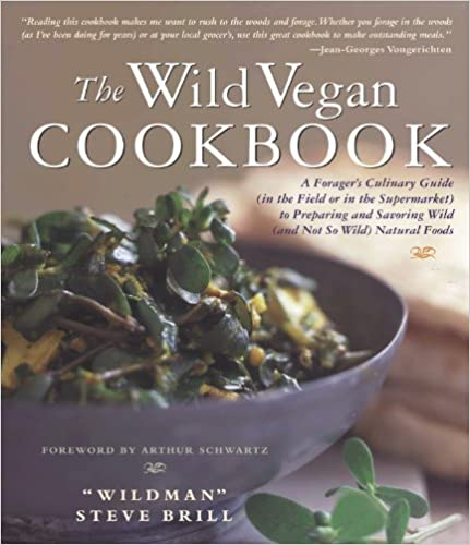 Wild Vegan Cookbook
