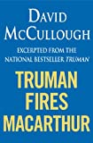 Image of Truman Fires MacArthur: (ebook excerpt of Truman)