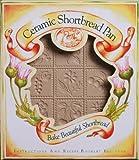 Brown Bag Flowers & Berries Shortbread Cookie Pan
