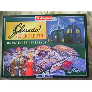 Cluedo Super Sleuth!
