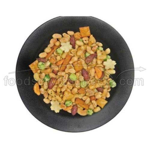 Azar Nut Asian Snack Mix with Wasabi Pea, 5 Pound -- 2 per case. (Azar Nut Company compare prices)