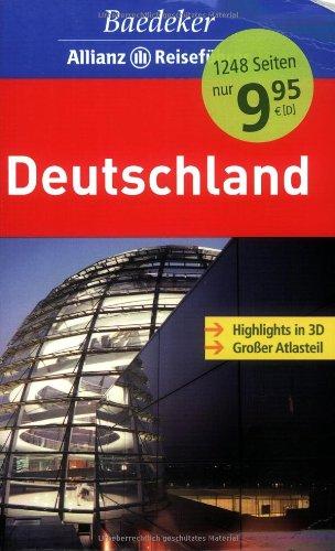 Deutschland. Baedeker Allianz Reiseführer. Highlights