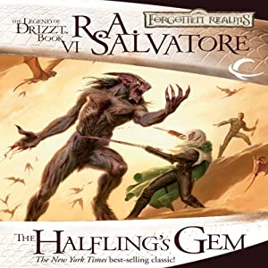The Halfling's Gem: Legend of Drizzt: Icewind Dale Trilogy, Book 3 | [R. A. Salvatore]