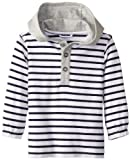 Egg by Susan Lazar Little Boys' Jersey Long Sleeve Hoodie
