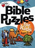 Bible Puzzles for Kids (Ages 6-8) (HeartShaper® Resources—Elementary)