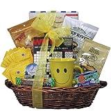 GreatArrivals Gift Baskets Gourmet Get Well Gift Basket, Chemo Champion, 4 Pound