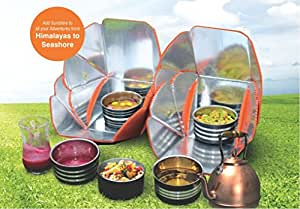 Ecoo - Engaging Solar Toy Cooker 0.5 liter