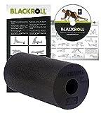 BLACKROLL - DAS ORIGINAL Standard (hard) Farbe schwarz + DVD + Übungsanleitung