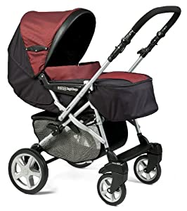 Peg Perego Uno Stroller, Boheme (Discontinued by Manufacturer)