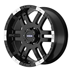 Moto Metal Series MO951 Gloss Black Machined Wheel (20×10″/6x135mm)