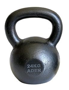 Ader Premier Kettlebell- (24 Kg)