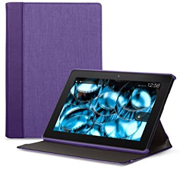 "Belkin Chambray Cover for Kindle Fire HDX 8.9"" (will only fit Kindle Fire HDX 8.9""), Purple"