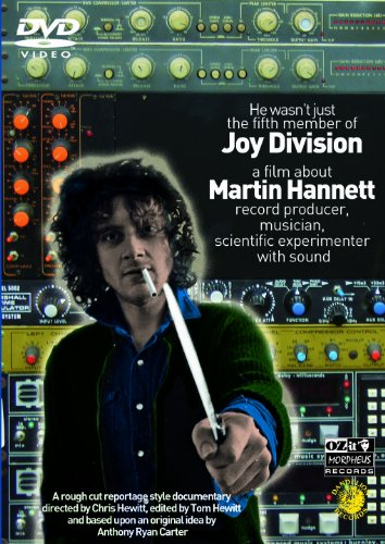 He Wasn't Just a Fifth Member Of Joy Division : A Film About Martin Hannett [DVD]