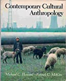 Contemporary cultural anthropology (0316374547) by Michael C Howard