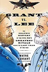 Grant vs. Lee: The Graphic History of the Civil War's Greatest Rivals During the Last Year of the War (Zenith Graphic Histories)