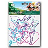 Disney Tinkerbell Fairies 18pk Rubber Band Bracelets
