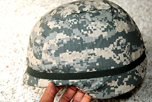 Genuine Us Army Issue Level IIIA Pasgt Kevlar Combat Helmet - Medium