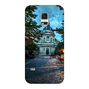 Fort Vintage Back Case Cover for Galaxy S5 Mini