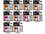 40pairs Mix Eye Liner Sticker Tattoos 4 Different Styles in One Bag Makeup Tools