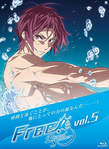 Free! -Eternal Summer- 5 [Blu-ray]