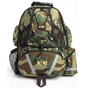 baby sherpa diaper backpack color camouflage. Black Bedroom Furniture Sets. Home Design Ideas
