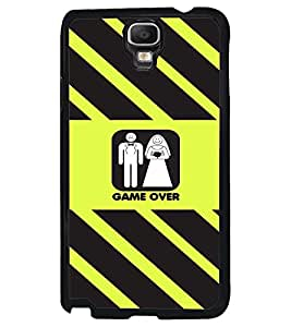 PRINTVISA Wedding Funny Case Cover for Samsung Galaxy Note 3 Neo
