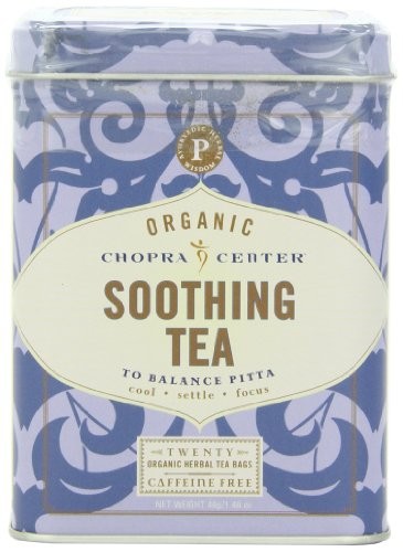 Harney And Sons Chopra Organic Tea Sachets, Soothing Tea 40G / 1.48 Oz (20 Count)