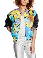 Love Moschino Cazadora College (Multicolor)
